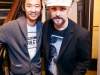 BOY GEORGE with MARC VEDO at Opera Ultralounge