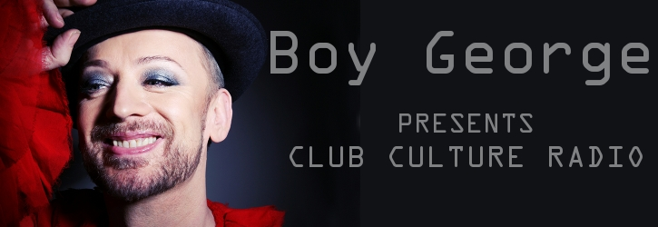 CLUB CULTURE RADIO George's DJ podcast!