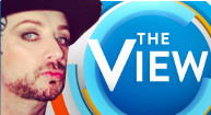 GEORGE ON THE VIEW