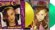CULTURE CLUB<BR>VINYL LP RE-RELEASES