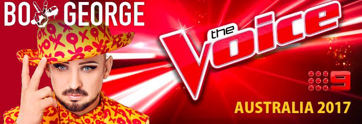 THE VOICE <BR> AUSTRALIA