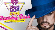 IHEART80S BIRTHDAY BASH