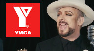 GEORGE RE-RECORDS YMCA<BR>FOR YMCA AUSTRALIA