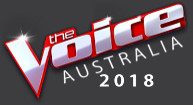 THE VOICE<BR>AUSTRALIA 2018