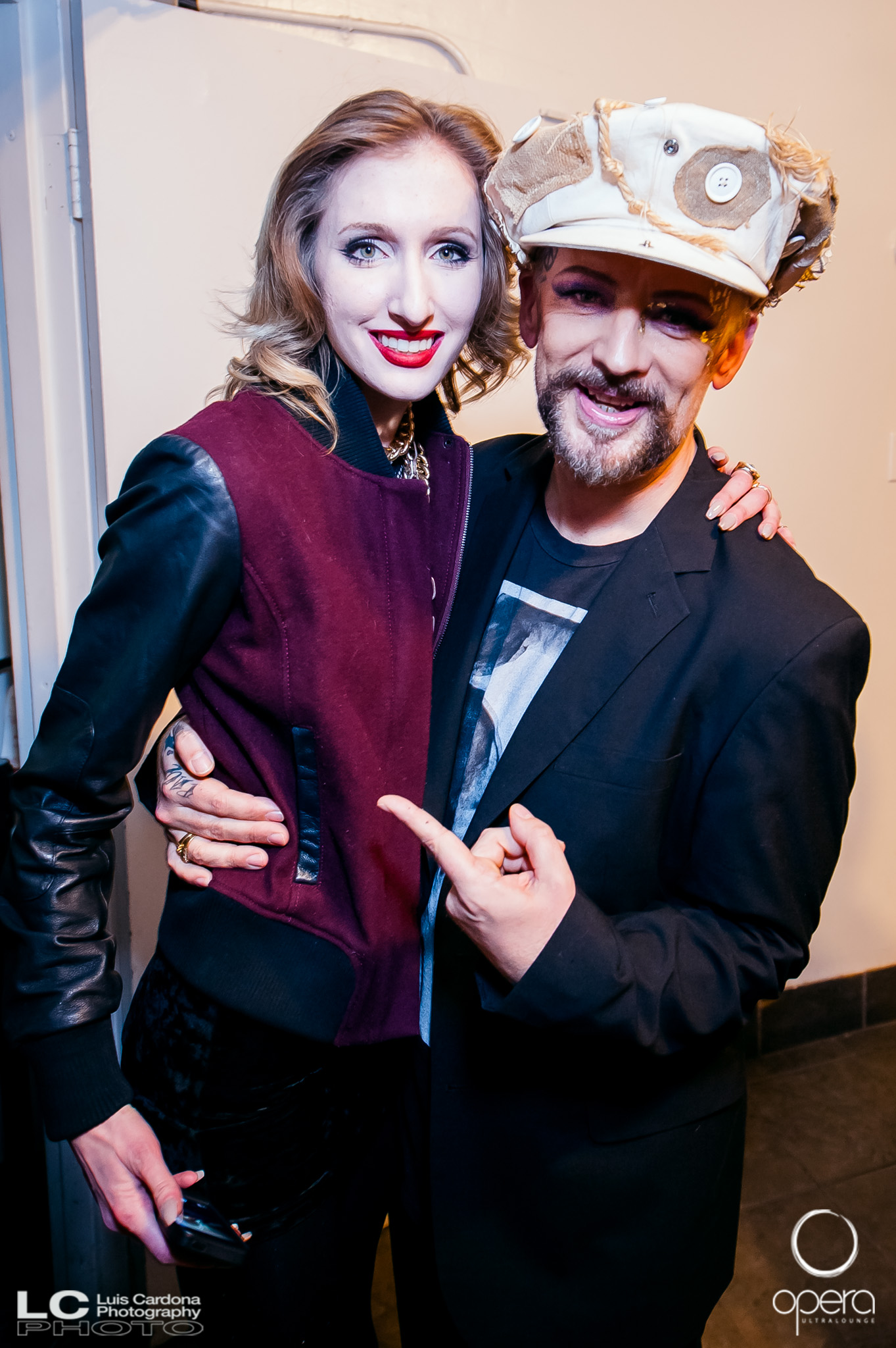 other live shots » boy george official