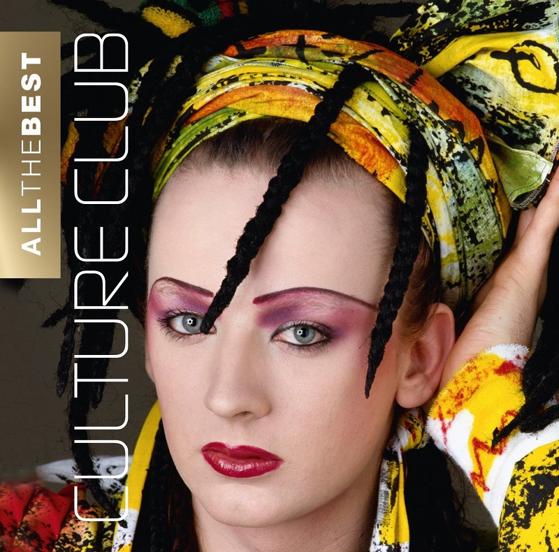 ALL THE BEST OF CULTURE CLUB » Boy George Official